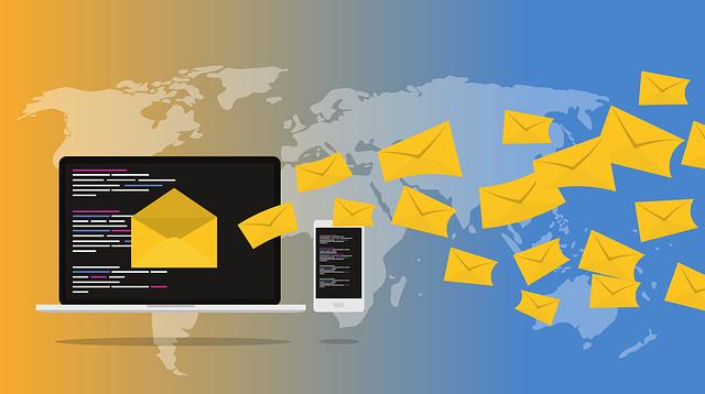 Oleada de correos maliciosos